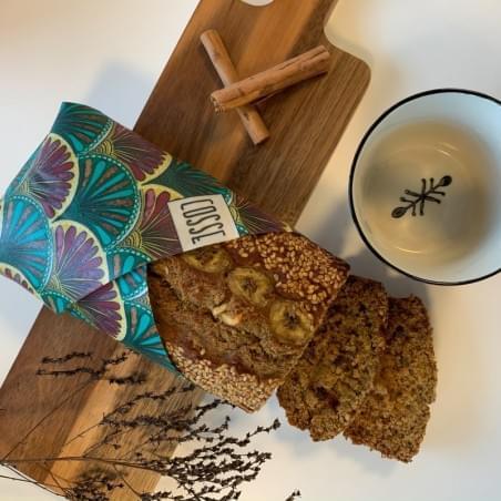Mix de 3 Cosses (L,M,S) - emballage alimentaire naturel
