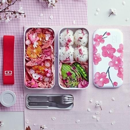 Boîte bento - Fleurs