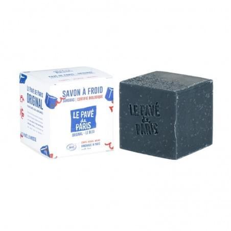 Savon saponifié à froid certifié BIO artisanal - le Pavé de