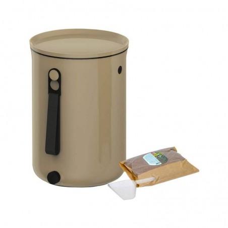 Bac à compost Beige