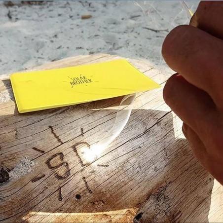 Kit Aventure - Matériel de survie solaire