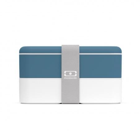 Boîte bento - MB Original bleu denim