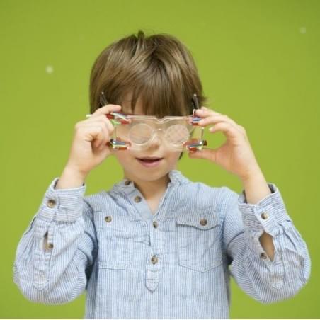 Kit lunettes vision des animaux