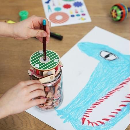 Kit fabrique ton propre taille crayon